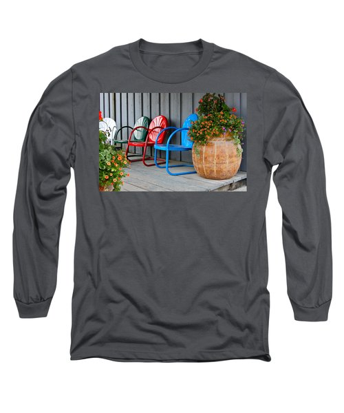Outdoor Living Long Sleeve T-Shirt