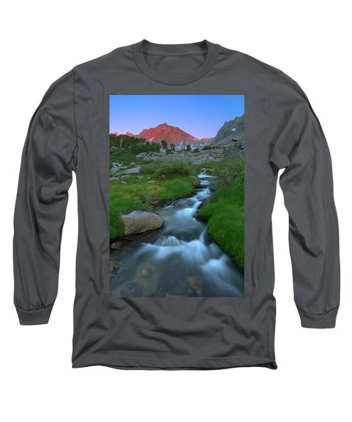 Outlet Long Sleeve T-Shirt