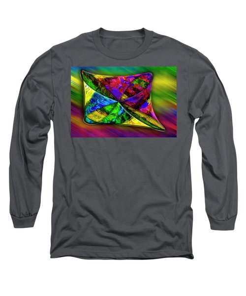 Long Sleeve T-Shirt featuring the photograph Outside In by Paul Wear