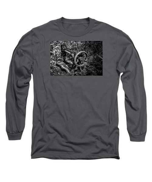 Old Sewing Machine Long Sleeve T-Shirt