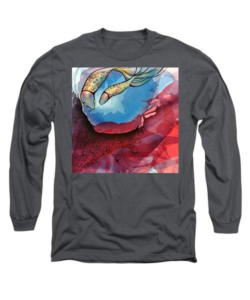 Outwards Inwards Long Sleeve T-Shirt