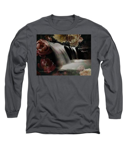 Over The Falls Long Sleeve T-Shirt
