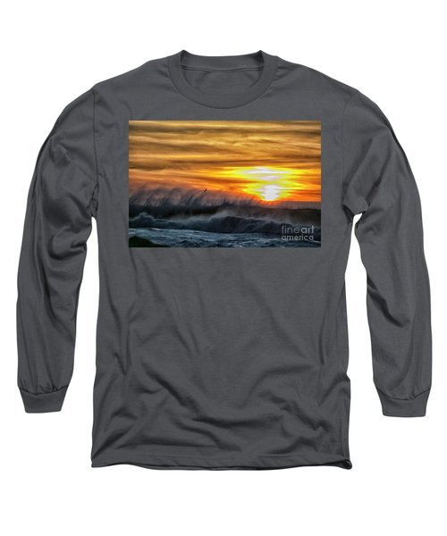 Over The Sea Long Sleeve T-Shirt
