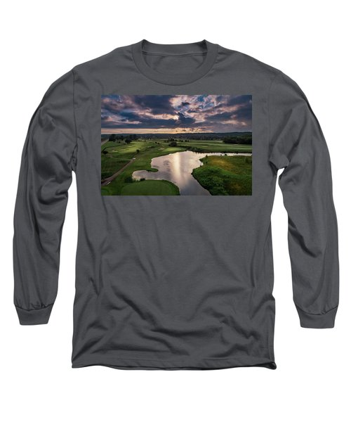 Over The Water Long Sleeve T-Shirt