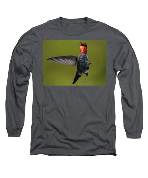 Over There Long Sleeve T-Shirt