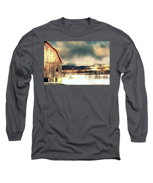Over Yonder Long Sleeve T-Shirt by Julie Hamilton
