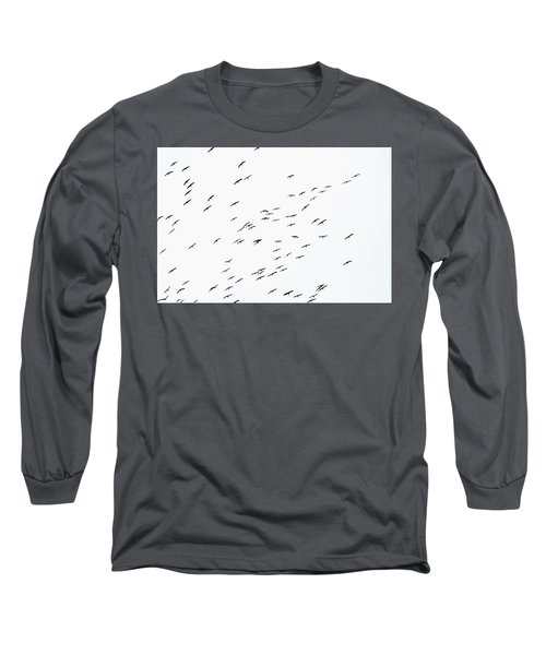 Overcast Long Sleeve T-Shirt