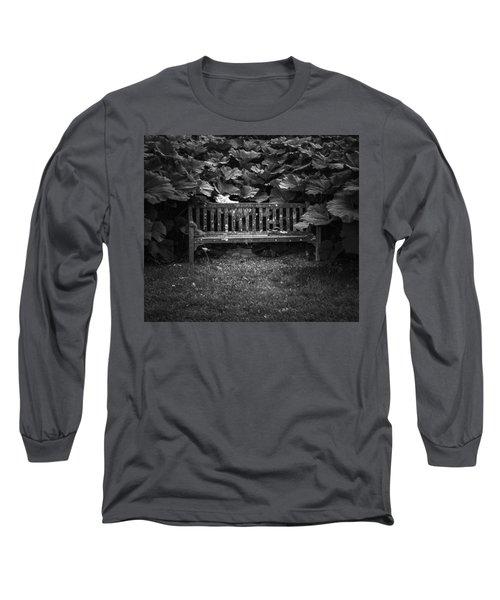 Overgrown Long Sleeve T-Shirt by Jason Moynihan