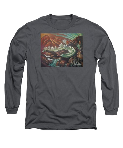 Looking For The Light Long Sleeve T-Shirt