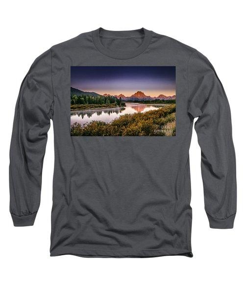Oxbow Bend Long Sleeve T-Shirt