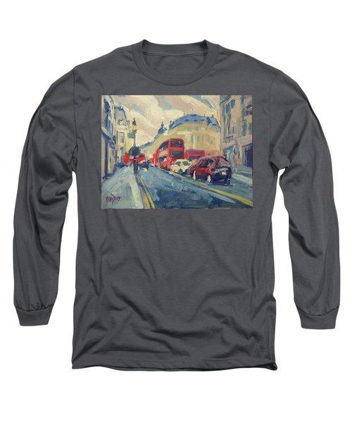 Oxford Street Long Sleeve T-Shirt