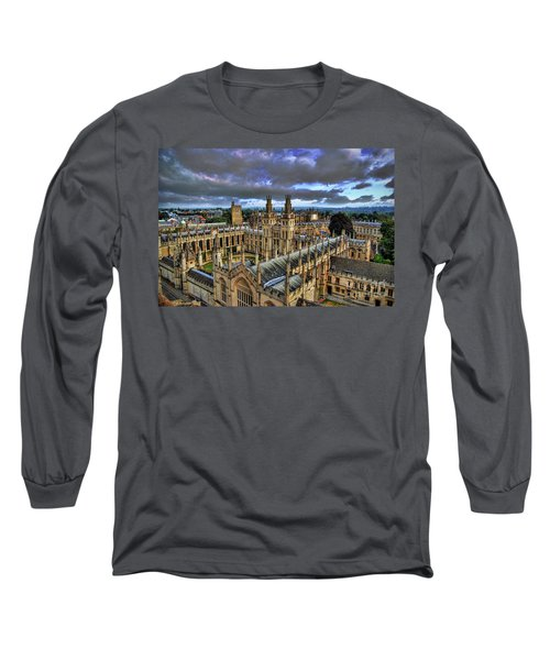 Oxford University - All Souls College Long Sleeve T-Shirt