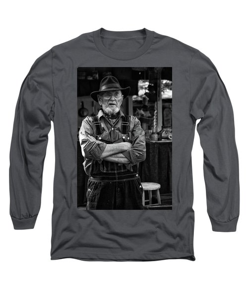 Ozark Mountain Citizen Long Sleeve T-Shirt