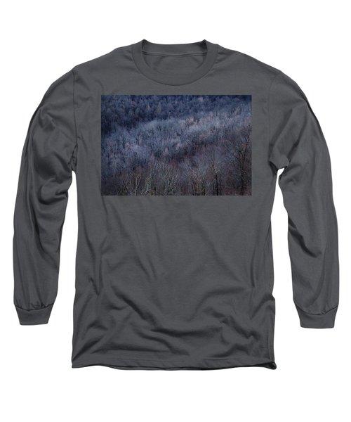 Ozark Trees #3 Long Sleeve T-Shirt