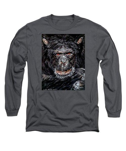 Pablo Long Sleeve T-Shirt by Linda Becker