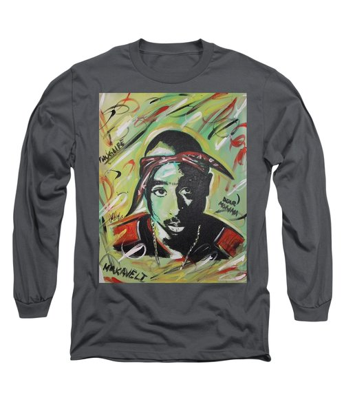 Pac Mentality Long Sleeve T-Shirt