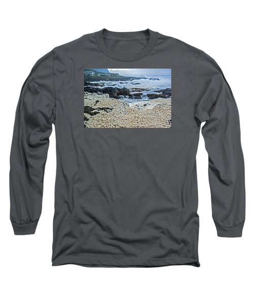 Pacific Gift Long Sleeve T-Shirt by Dale Stillman