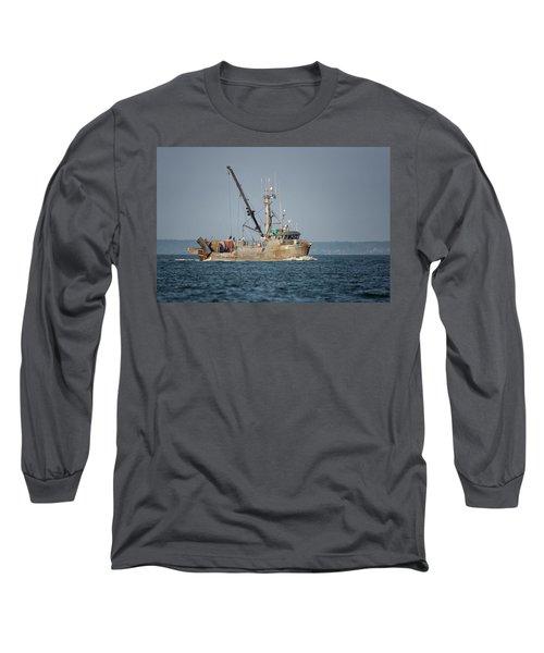 Pacific Viking Long Sleeve T-Shirt