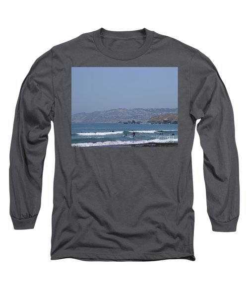 Pacifica Surfing Long Sleeve T-Shirt