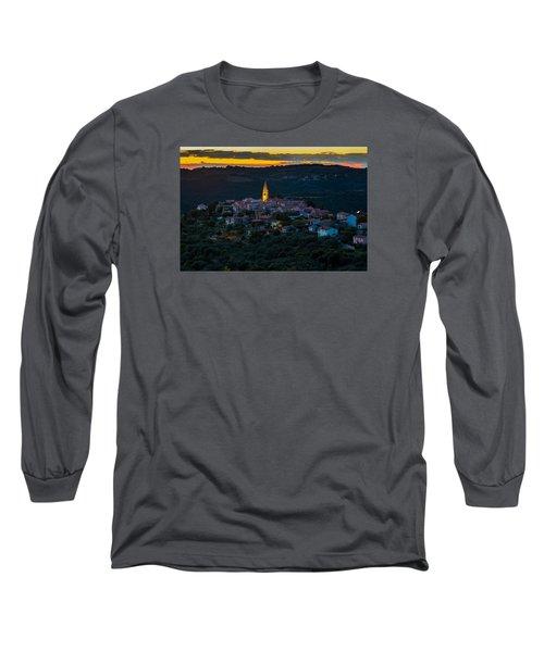 Padna Long Sleeve T-Shirt by Robert Krajnc