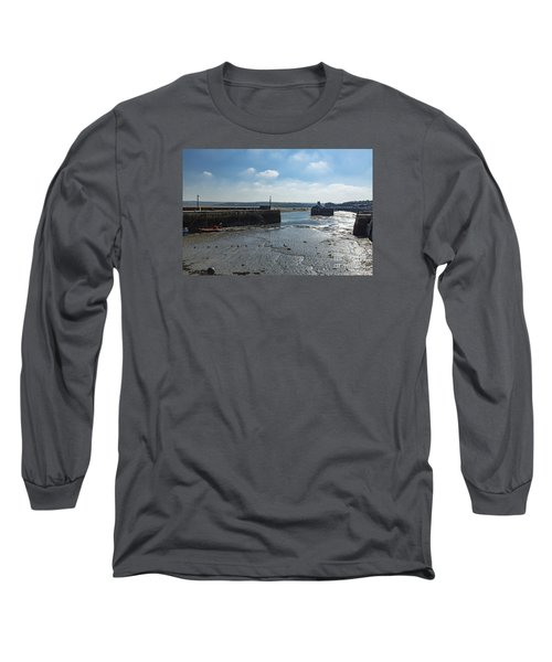 Padstow Harbour Long Sleeve T-Shirt