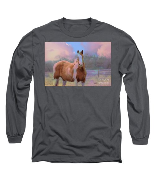 Painted Naturally Long Sleeve T-Shirt