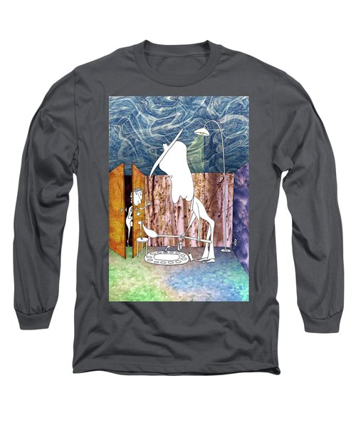 Painter Long Sleeve T-Shirt
