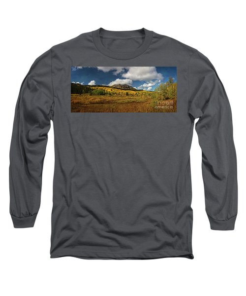 Painterly Kebler Pass Long Sleeve T-Shirt