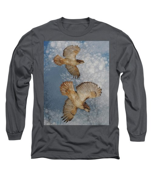 Pair In Flight Long Sleeve T-Shirt