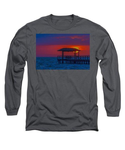 Palapa Del Sol Long Sleeve T-Shirt