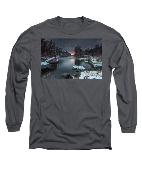 Palisades First Snow Long Sleeve T-Shirt