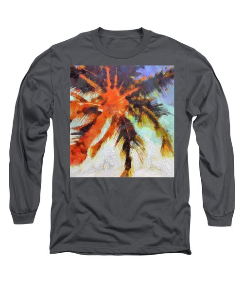 Palm No. 6 Long Sleeve T-Shirt