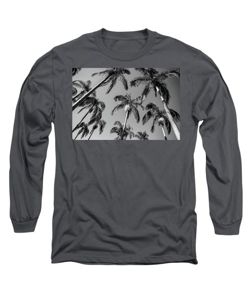 Long Sleeve T-Shirt featuring the photograph Palms Up I by Ryan Weddle