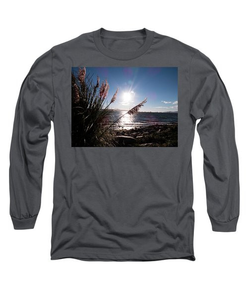 Pampas By The Sea Long Sleeve T-Shirt