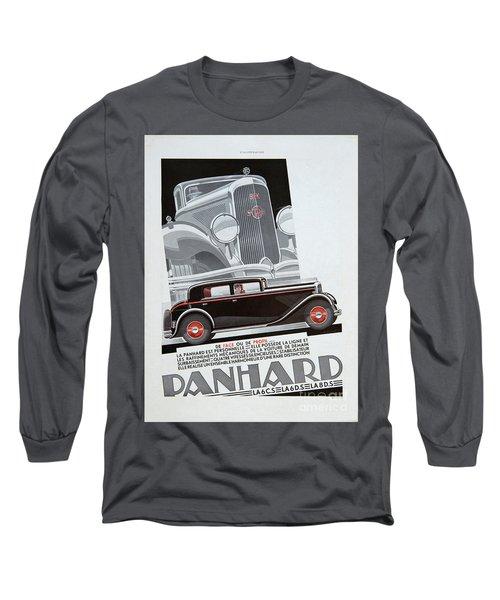 Panhard #8703 Long Sleeve T-Shirt