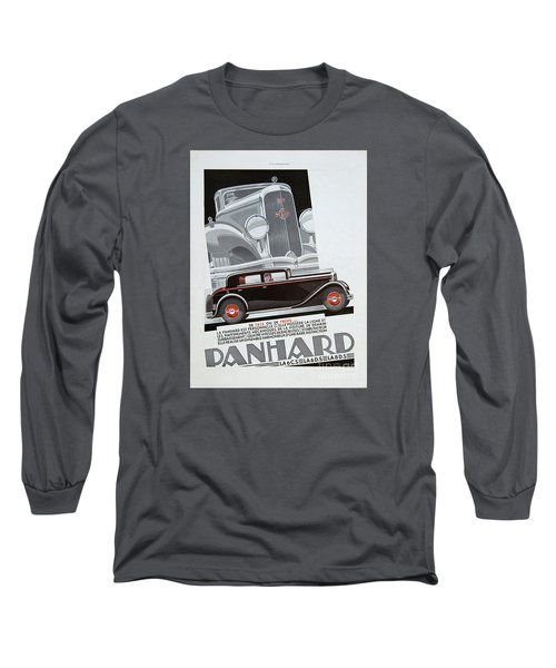 Panhard #8703 Long Sleeve T-Shirt
