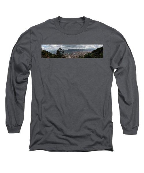 Panorama Palermo Long Sleeve T-Shirt