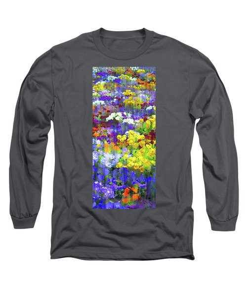 Pansy Party II Long Sleeve T-Shirt