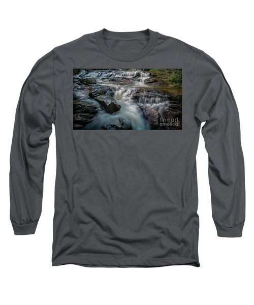 Panther Creek Upper Falls Long Sleeve T-Shirt