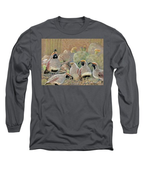 Papa Grande Long Sleeve T-Shirt
