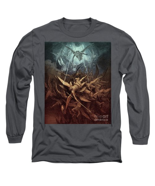Paradise Lost,  Fall Of The Rebel Angels, Long Sleeve T-Shirt