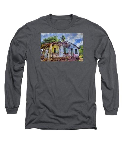 Paradise Lost Long Sleeve T-Shirt by Nadia Sanowar