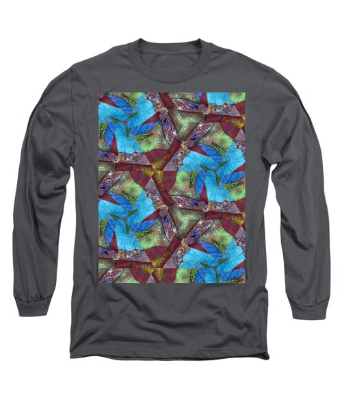 Paradise Long Sleeve T-Shirt by Maria Watt