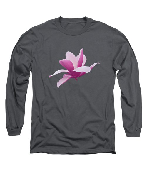 Paradox In Bloom Long Sleeve T-Shirt by Leanne Seymour