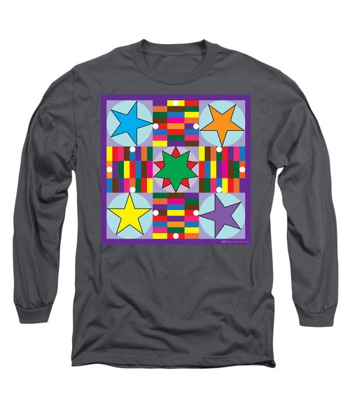 Parcheesi Board Long Sleeve T-Shirt