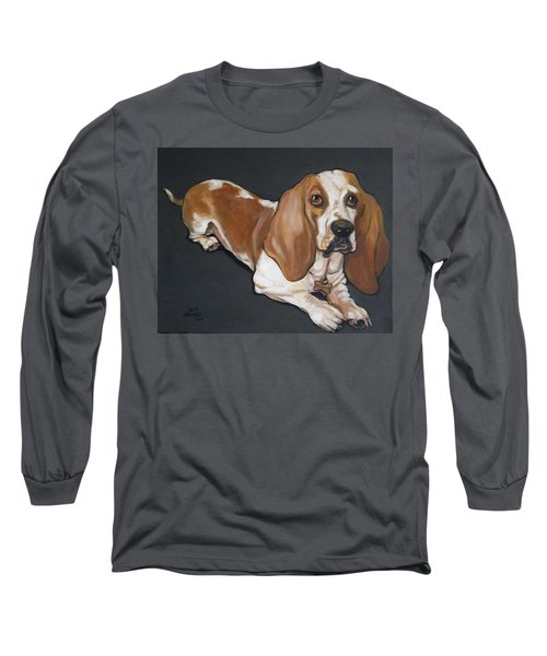 Pardner Long Sleeve T-Shirt by Jeanette Jarmon