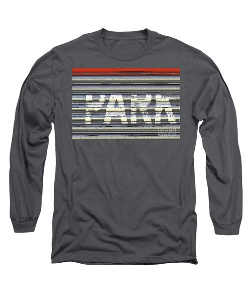 Park Here Long Sleeve T-Shirt