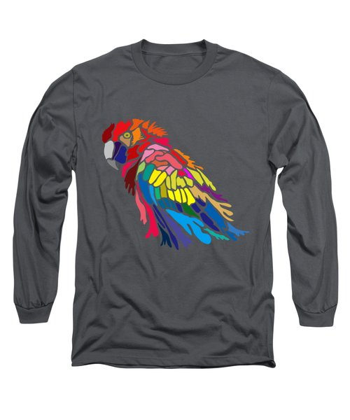 Parrot Beauty Long Sleeve T-Shirt