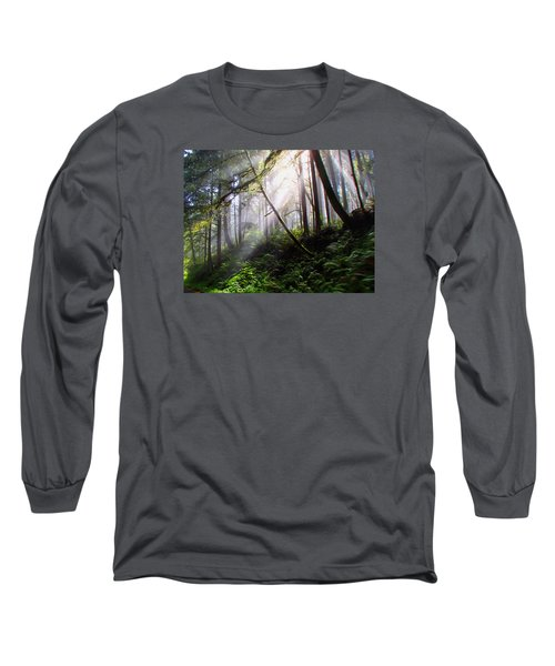 Parting Of The Mist Long Sleeve T-Shirt