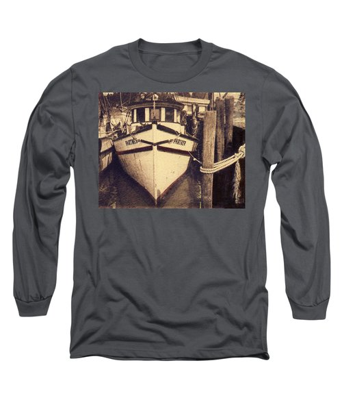 Partner Long Sleeve T-Shirt by Garry McMichael